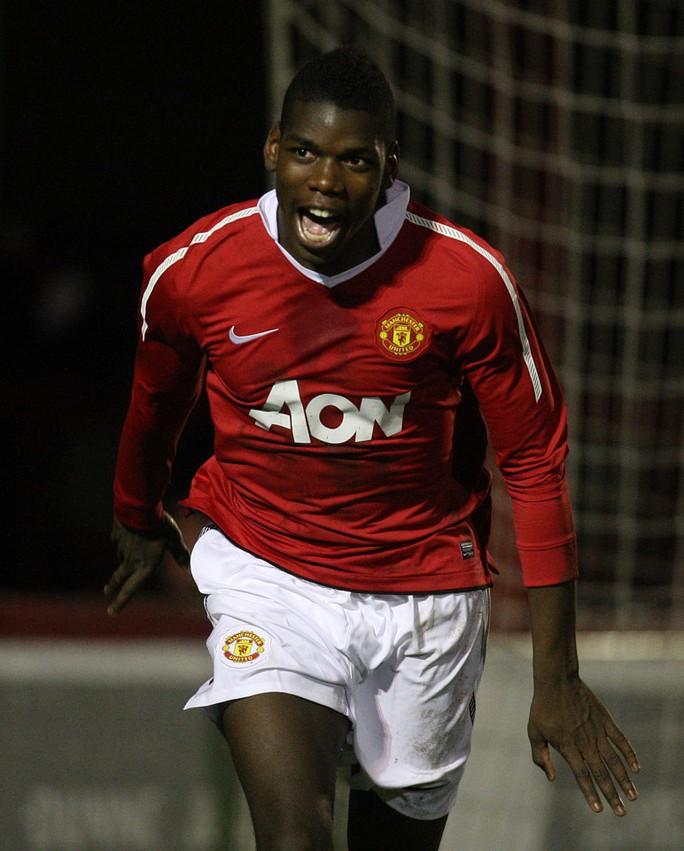 Pogba sẽ trở lại Old Trafford sau 4 năm?