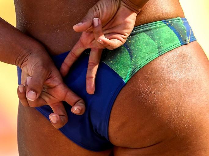 Loạt ảnh người đẹp bóng chuyền nóng bỏng ở Rio 2016