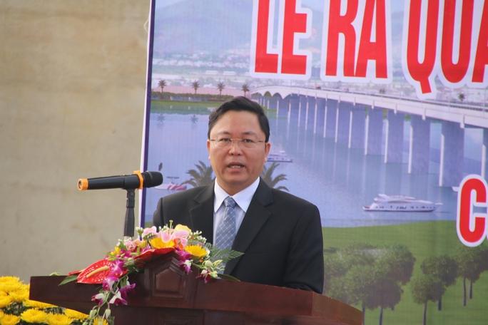 Phó chủ tịch Quảng Nam Lê Trí Thanh Ảnh: Interrnet