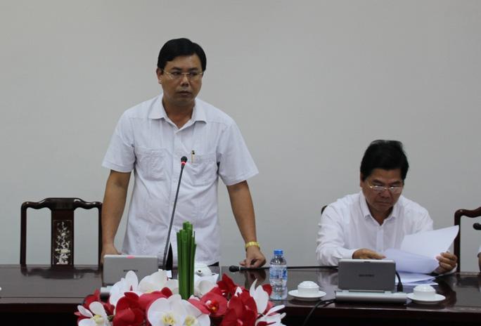 Ông Nguyễn Tiến Hải, Chủ tịch UBND tỉnh Cà Mau chỉ đạo các cơ quan chức năng nhanh chóng vào cuộc xử lý vụ tín dụng đen ở Cà Mau
