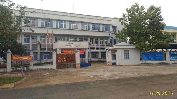 Trung tâm Y tế huyện Thống Nhất