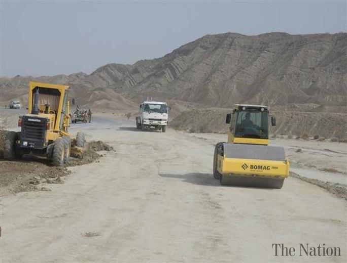 Hành lang kinh tế Trung Quốc – Pakistan (CPEC). Ảnh: The Nation