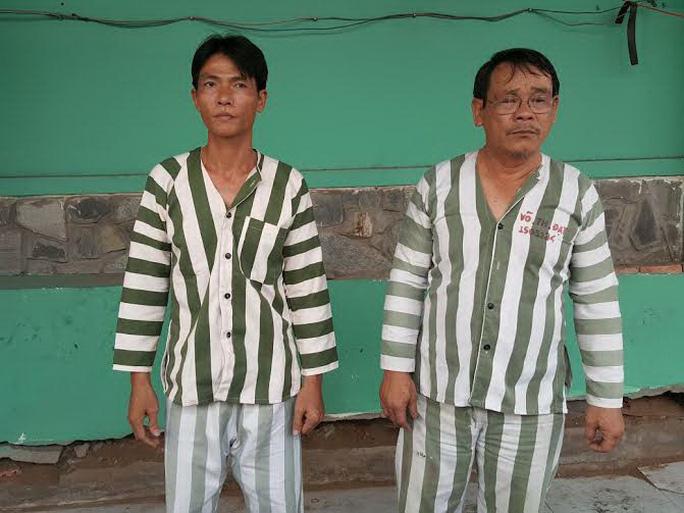 Hai đàn em của Sỳ Vĩnh Sáng tại cơ quan công an