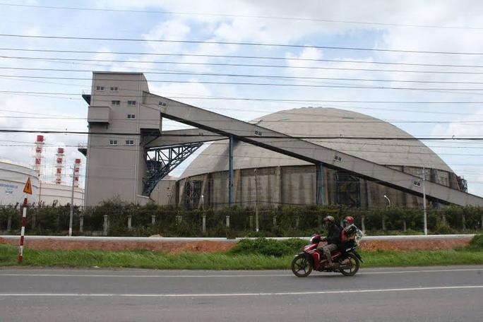 Phân khu KCN Formosa tại Nhơn Trạch, Đồng Nai - nơi hiện có gần 20 công ty đang hoạt động