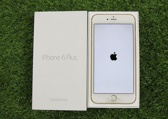 Phone 6, 6 Plus CPO sử dụng hộp đựng trơn, có ghi dòng chữ Apple Certified Pre-Owned. Máy có đầy đủ phụ kiện xịn, chưa kích hoạt bảo hành.