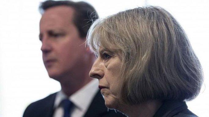 Ông Cameron không muốn làm ảnh hưởng tới chính phủ hiện tại của tân nữ Thủ tướng Theresa May. Ảnh: BBC