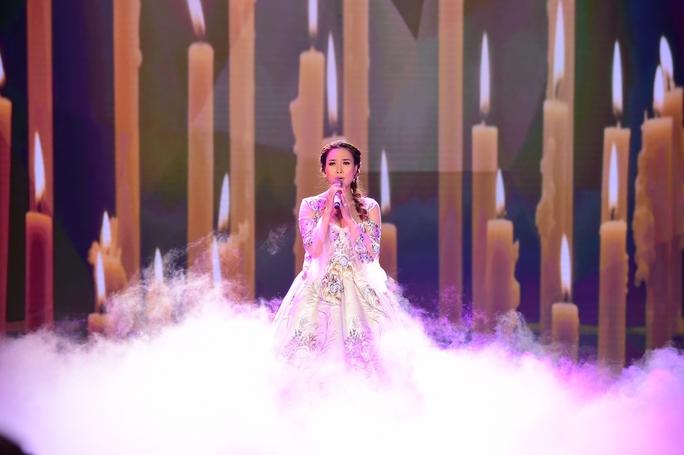 VTV Bài hát tôi yêu: Vũ Cát Tường được tôn vinh!