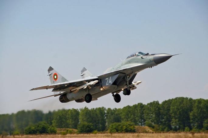 Chiến đấu cơ F-15 của Mỹ. Ảnh: Novinite