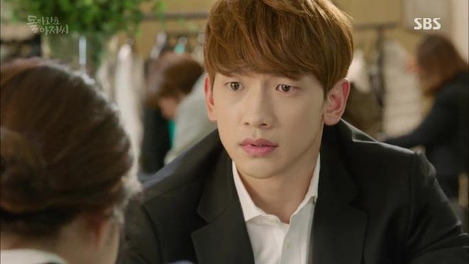 Bi - Rain trong phim mới Quý ông trở lại