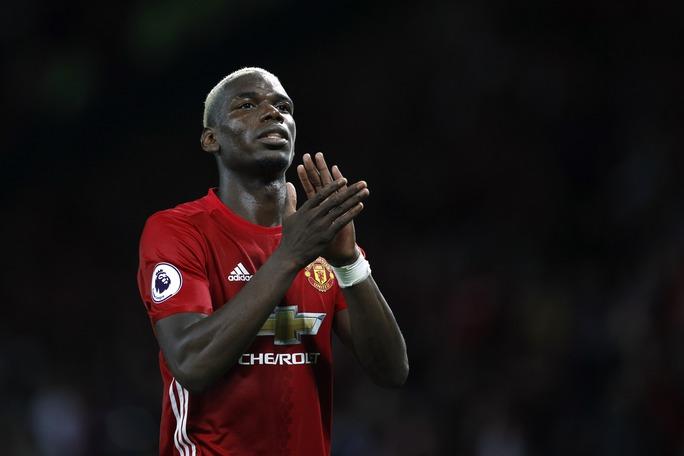 Bản hợp đồng 89 triệu bảng Paul Pogba phát huy tốt tác dụng