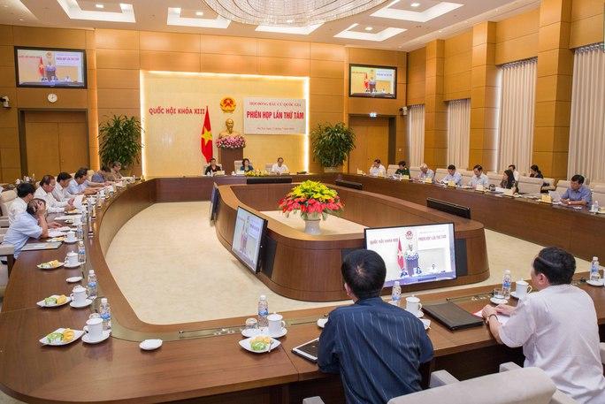 100% thành viên HĐBCQG có mặt đã bỏ phiếu bác tư cách ĐBQH với bà Nguyễn Thị Nguyệt Hường