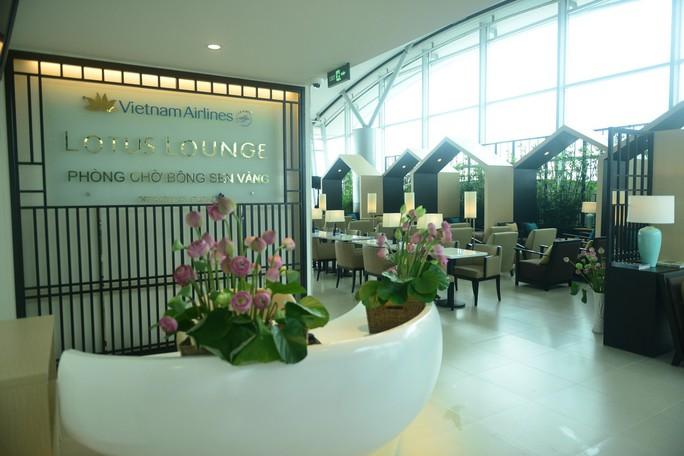 Phòng chờ Lotus của Vietnam Airlines