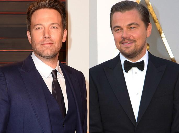 Leonardo DiCaprio và Ben Affleck
