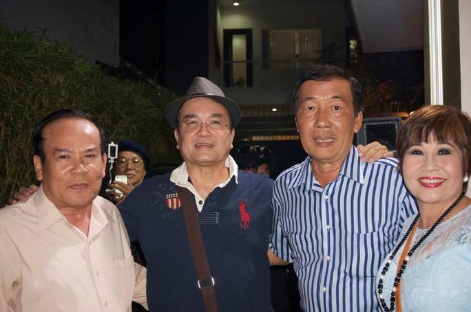 NS Minh Tâm và Giang Châu (trái), Thanh Liêm, Bích Hạnh