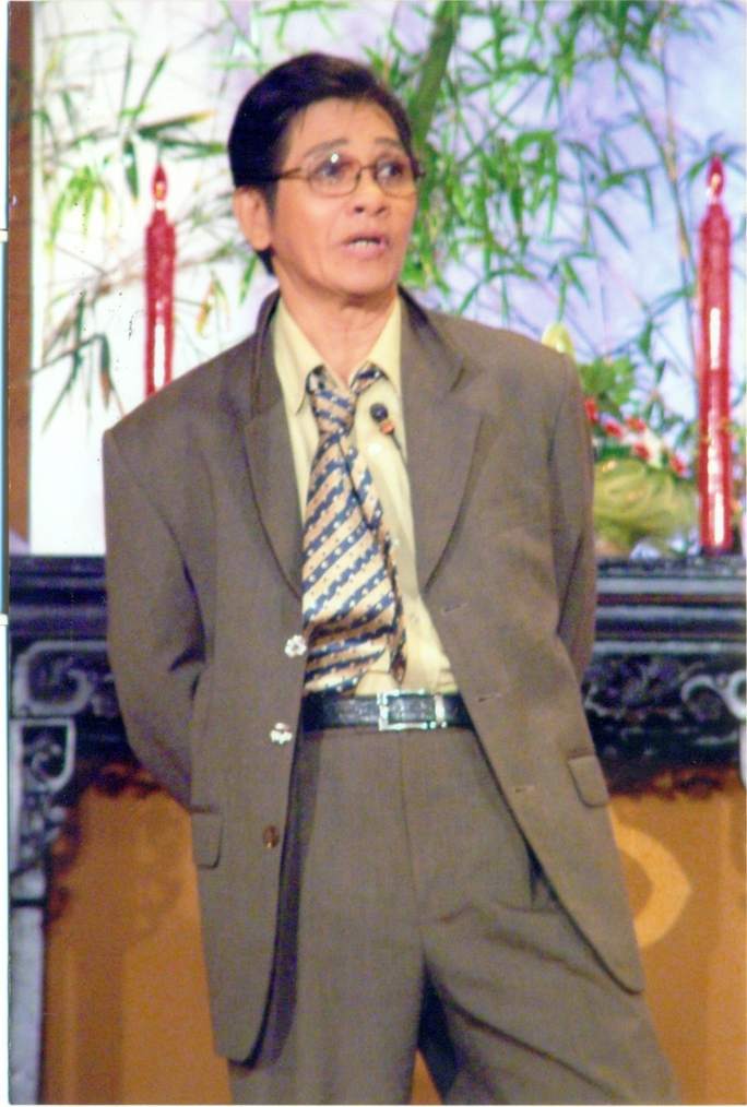 NSƯT Phương Quang trong vở Tần Nương Thất