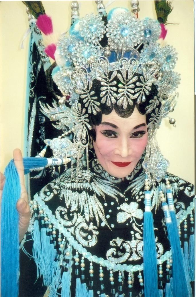 Nữ quái kiệt Bo Bo Hoàng