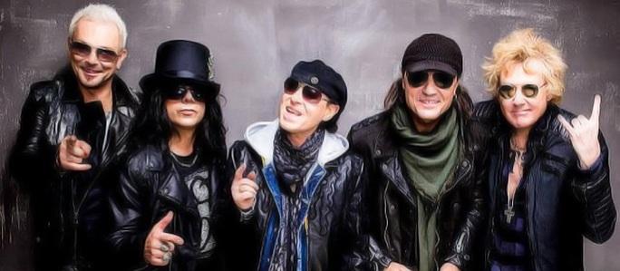 Scorpions làm mê hoặc khán giả Việt Nam với nhiều ca khúc nổi tiếng, đặc biệt là Still loving you