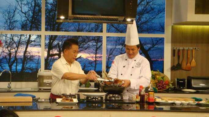 Đầu bếp Đỗ Quang Long giáo dục nghề