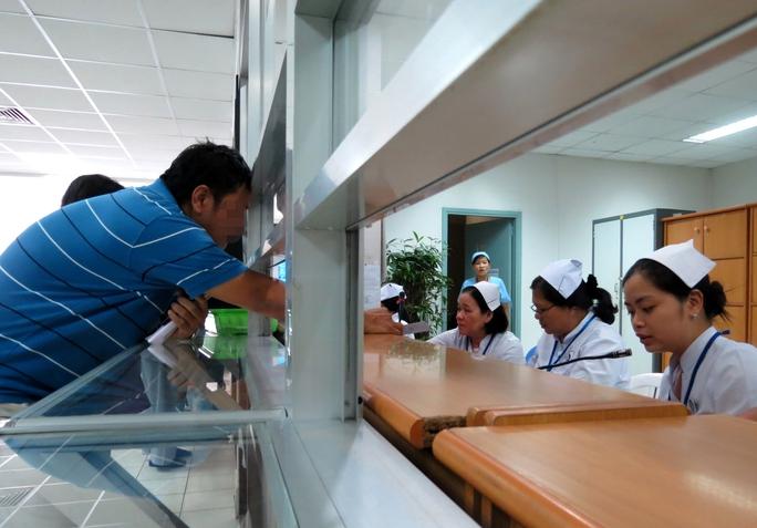 Đăng ký khám bệnh tại Bệnh viện Nhân dân Gia Định (TP HCM)