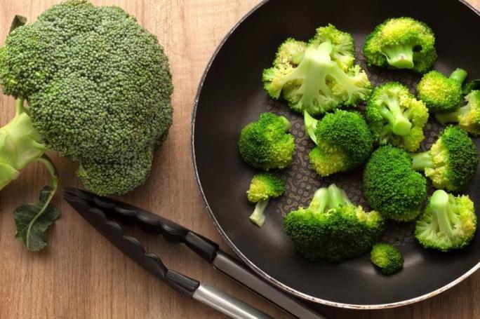 Bông cải xanh chứa chất kháng ung thư sulforaphane. Ảnh: MNT