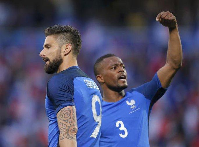 Tuyển Pháp thể hiện ấn tượng với 4 trận giao hữu toàn thắng