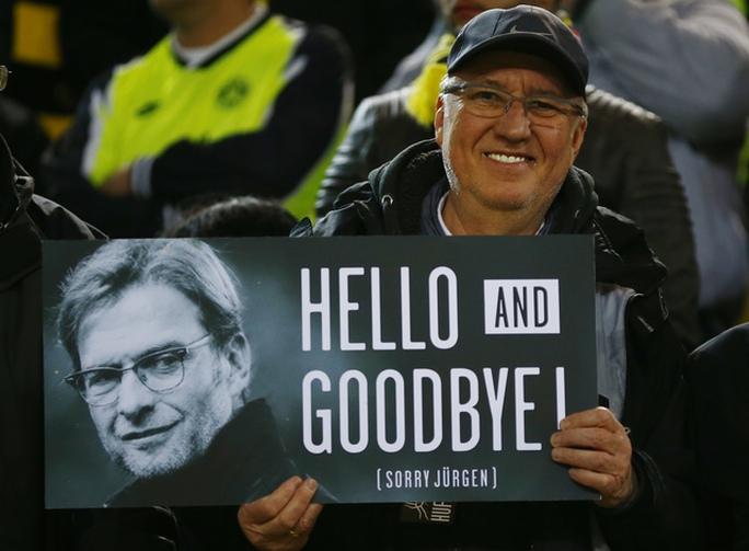 CĐV: Chào và tạm biệt Klopp!
