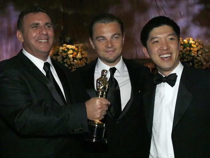 Tượng vàng vẫn xa vời với Leonardo thời điểm đó dù các phim anh tham gia đều được khen ngợi