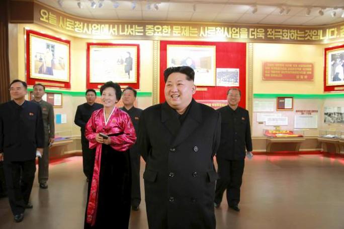 Theo LHQ, lãnh đạo Triều Tiên Kim Jong-un phải đối mặt với phiên tòa xét xử tội ác chống lại loài người. Ảnh: Reuters