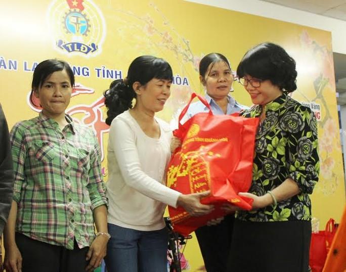 """Công đoàn Công ty CP Cà phê Mê Trang tổ chức chương trình """"Tết yêu thương"""""""