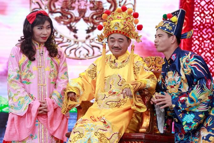 Bộ ba diễn viên Quốc Khánh, Công Lý, Xuân Bắc tiếp tục làm nóng Táo quân 2016