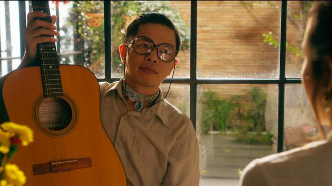 Thái Hòa trong phim Fan cuồng