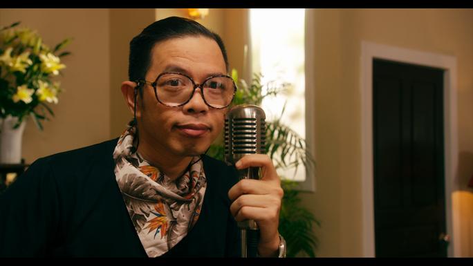 Thái Hòa thay đổi hình tượng trong phim mới
