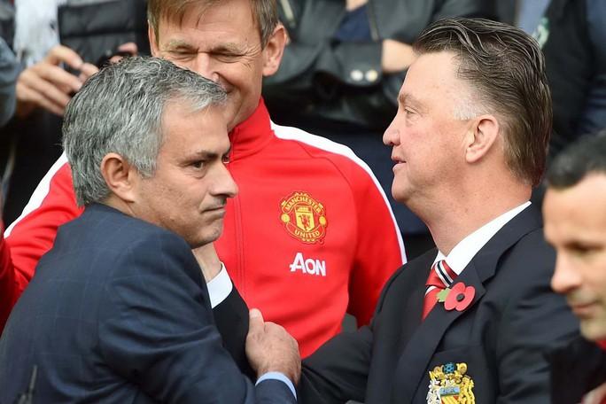 Thay HLV Van Gaal bằng Mourinho nhưng M.U còn lắm chuyện cần làm để trở lại hàng ngũ đại gia tại Anh và châu ÂuẢnh: REUTERS
