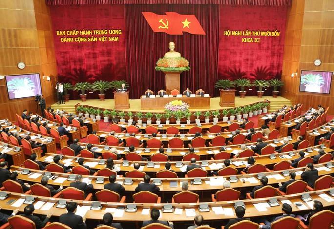 Toàn cảnh Hội nghị lần thứ 14 Ban Chấp hành Trung ương Đảng khóa XIẢnh: TTXVN