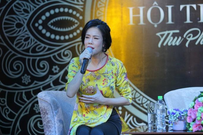 Thu Phương mong muốn sẽ có 30 buổi biểu diễn đánh dấu 30 năm ca hát của chị trong năm 2016