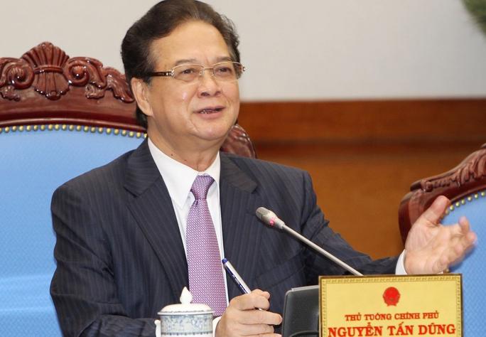 Thủ tướng Nguyễn Tấn Dũng đã phân công điều chỉnh công tác của một số thành viên Chính phủ