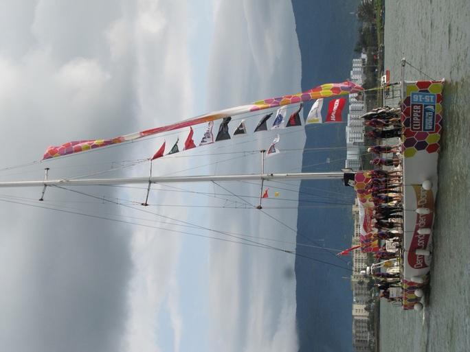 Thuyền buồm sẽ diễu hành trên sông Hàn ngày 25-2