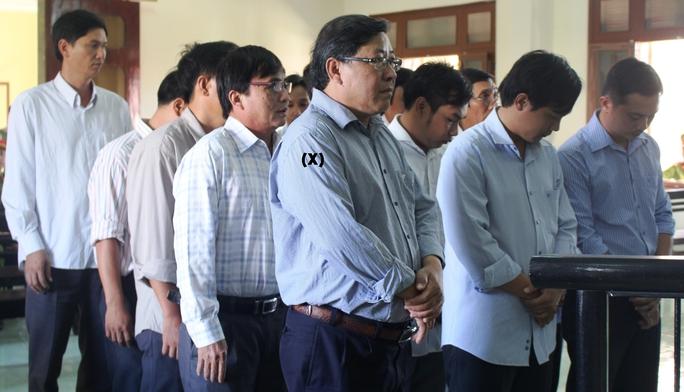 Nguyên chủ tịch huyện lãnh 12 năm tù