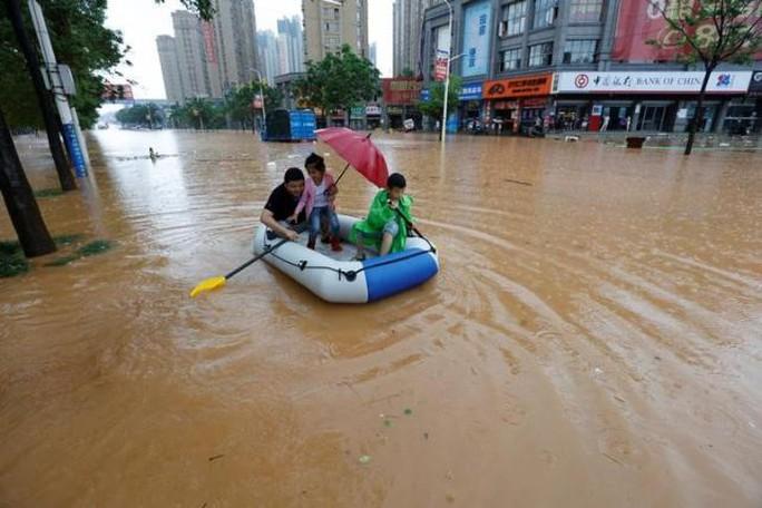 Giang Tây... Ảnh: Reuters