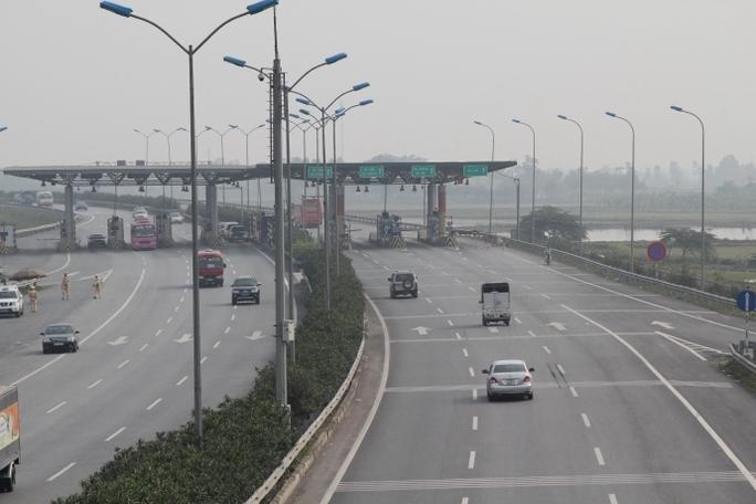 VEC đề xuất bỏ trạm thu Đại Xuyên trên cao tốc Cầu Giẽ - Ninh Bình