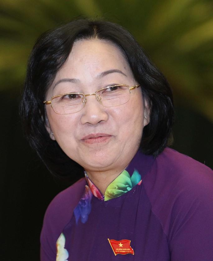 và bà Trương Thị Ánh được bầu làm Phó Chủ tịch HĐND TP khóa IX
