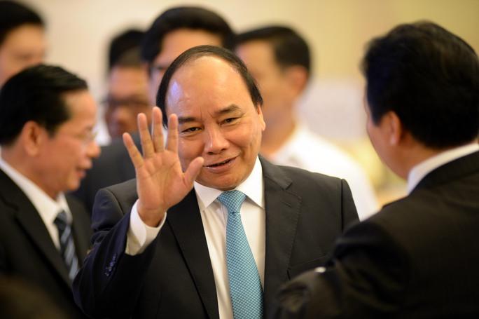 Thủ tướng Nguyễn Xuân Phúc yêu cầu tạo mọi điều kiện thuận lợi để doanh nghiệp làm ăn. Ảnh: Hoàng Triều