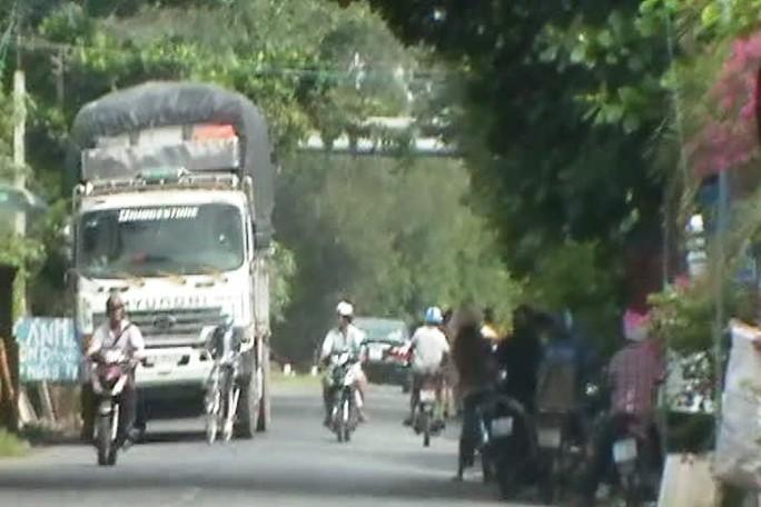 Hai xe vua này Báo Người Lao Động từng phản ánh đã bị tổ công tác đặc biệt bắt chở quá tải hơn 100%
