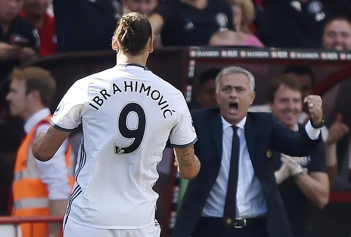 Jose Mourinho mang đến cho M.U một cảm giác khác biệt của sự chắc chắn, lì đòn và hiệu quả