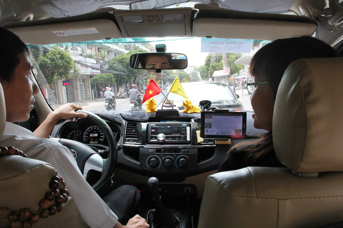 Nhiều tiện lợi cho khách đi xe