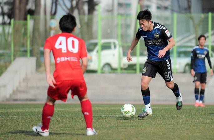 Xuân Trường lỡ cơ hội được ra sân ở K-League nhưng vẫn lạc quan về chặng đường sắp tới