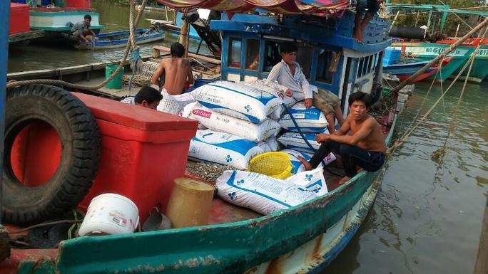 Một trong số hàng trăm ghe cào sò trộm tại bãi sò của HTX Đồng Lợi đã bị lực lượng chức năng bắt giữ cùng tang vật có liên quan.