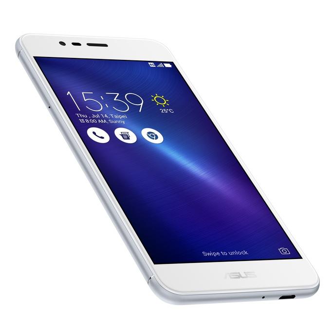 ZenFone 3 Max, smartphone có pin chờ lên đến 30 ngày.