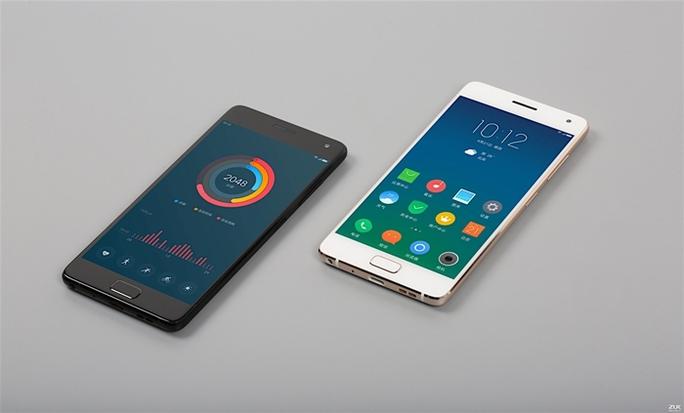 Không hỗ trợ giao tiếp gần NFC, Z2 Pro trang bị cảm biến vân tay có thể nhận diện ngay cả khi bị ướt.