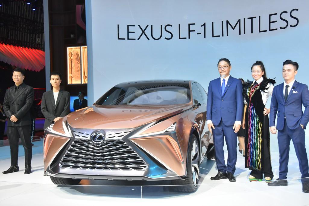 Gần 100 mẫu ôtô mới nhất trình diễn tại Vietnam Motor Show 2019 - Ảnh 8.